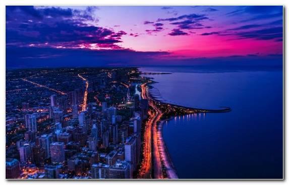 Image Metropolis Horizon City Ios Cityscape