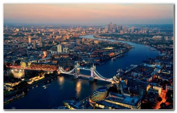 Image Metropolis Landmark Poster Waterway Cityscape