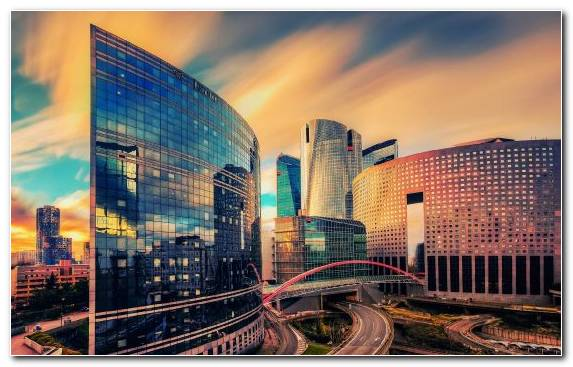 Image metropolis modern architecture capital city cityscape architecture