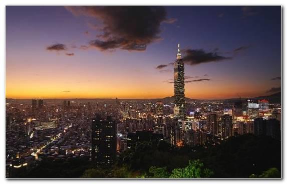 Image metropolis skyline horizon sky skyscraper
