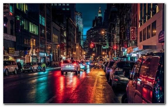 Image Metropolis Town Chinatown Cityscape Street