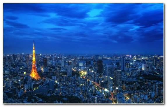 Image Metropolis Urban Area Sky Tokyo Roppongi Hills