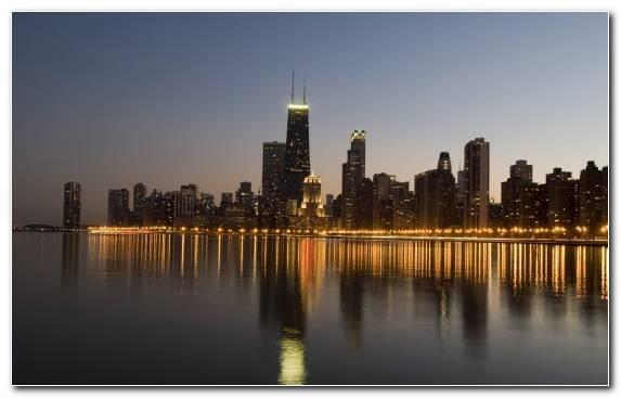 Image Metropolitan Area Metropolis City Horizon Skyline