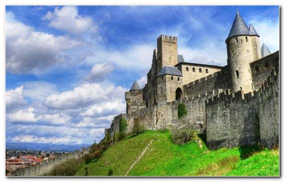 Image Middle Ages Medieval Architecture Building Castle Sky