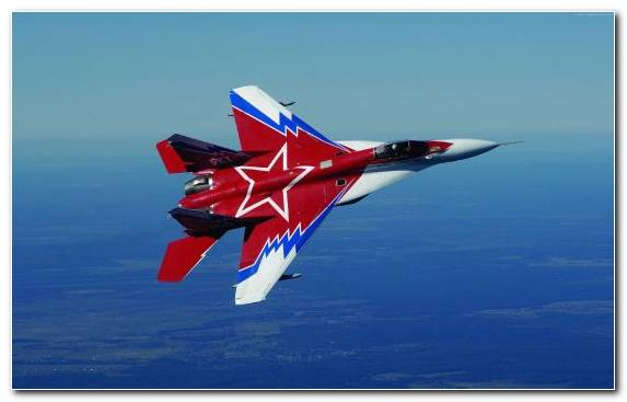Image Mikoyan Mig 29 Sukhoi Su 35 Aviation Air Force Military Aircraft