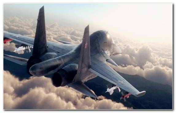 Image Military Aircraft Aerospace Engineering Sukhoi Su 30 Fighter Aircraft Air Travel