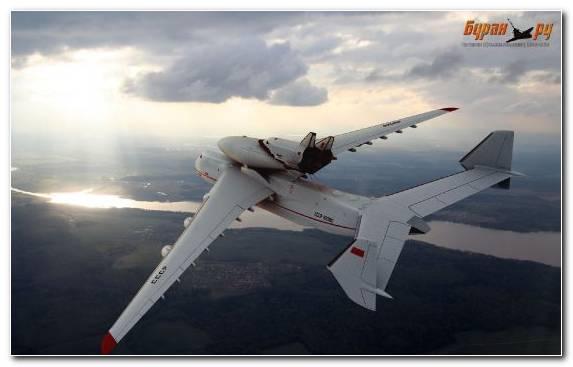 Image Military Aircraft Airliner Propeller Antonov Antonov An 225 Mriya