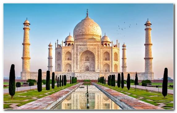 Image Monument Travel Mausoleum Historic Site Wonders Of The World