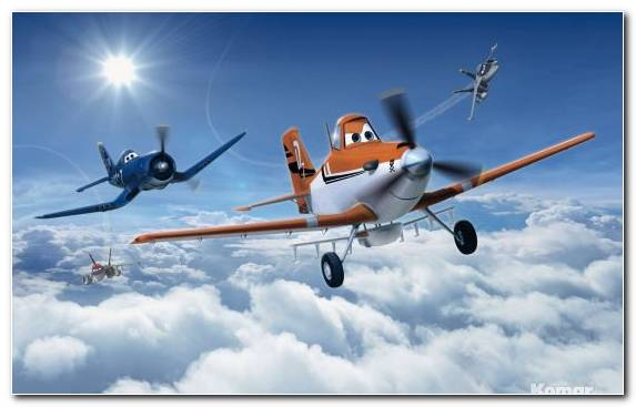 Image Mural Light Aircraft Pixar The Walt Disney Company Mode Of Transport