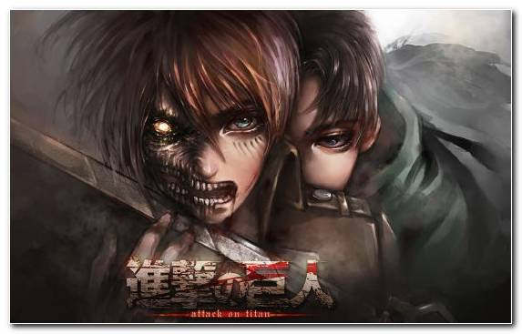Image Mythical Creature Fictional Character Attack On Titan Vampire Darkness