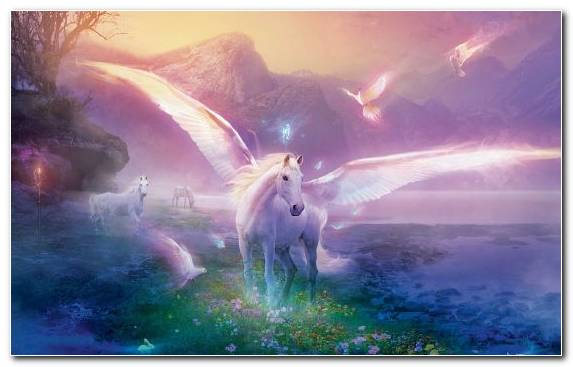 Image Mythology Pegasus English Spanish Legendary Creature