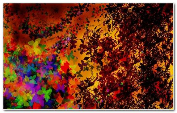 Image nature abstract art work of art painting fractal art