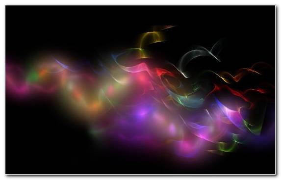 Image Neon Fractal Art Light Space Graphics