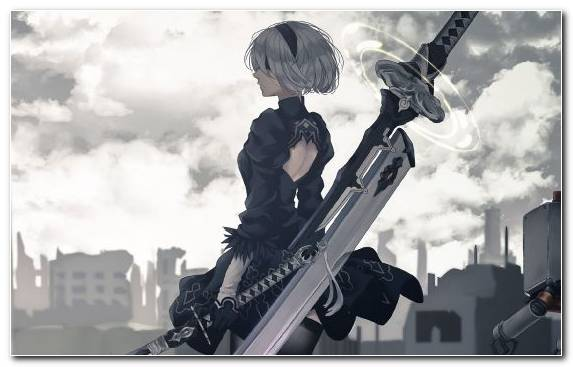 Image Nier Sky Weapon Xbox One Video Games