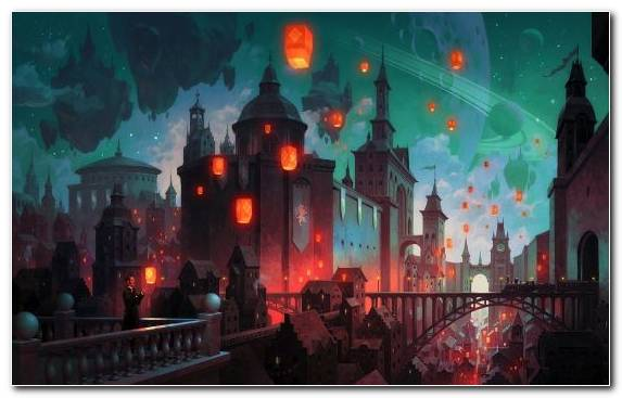 Image Night Capital City Cityscape Metropolis Creative Arts