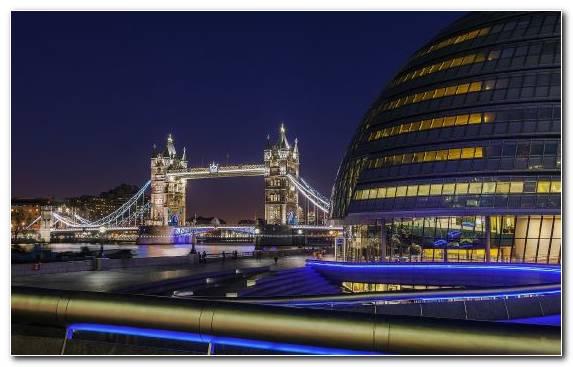 Image Night Capital City Metropolis Tourist Attraction Landmark