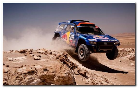 Image Off Road Racing Dakar Rally Desert Racing Rallying Jeep