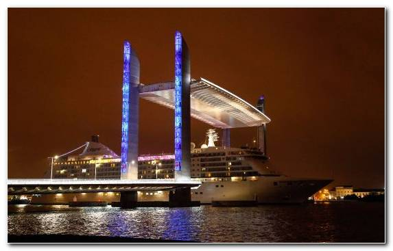 Image Opera Ship Night Luxury Yacht Transport