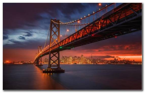 Image Painter Cityscape San Francisco Dawn Artist