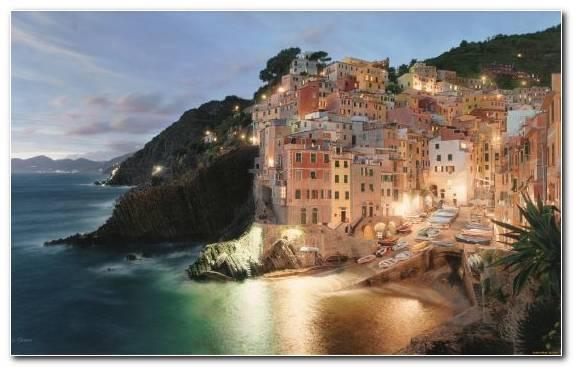 Image painter landscape cliff art terrain