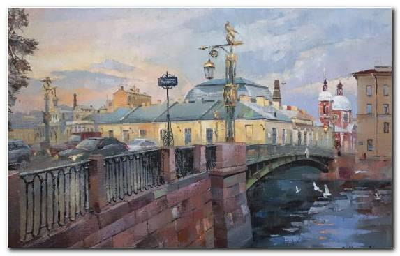 Image Painting Paints City Watercolor Paint Tourism