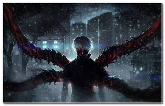 Image Pc Game Demon Tokyo Ghoul Space Anime