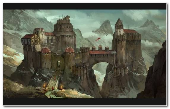 Image Pc Game Fantasy Castle Creative Arts Fortification