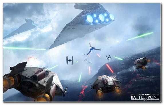 Image Pc Game Star Wars Battlefront Biome Atmosphere Games