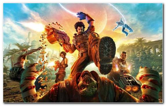 Image People Can Fly Playstation 4 Bulletstorm Mythology Xbox One