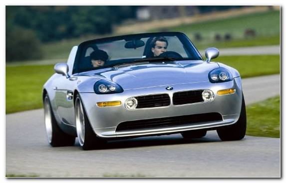 Image Performance Car Alpina Convertible Bmw Z8 Sportscar