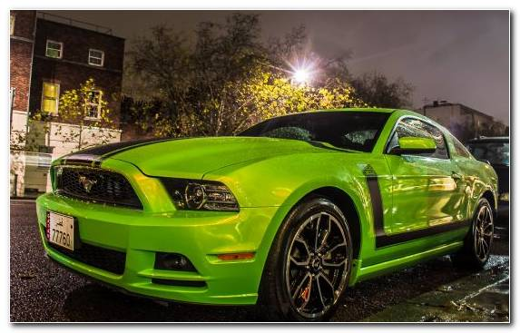 Image Performance Car Ford Muscle Car Boss 302 Mustang Shelby Mustang