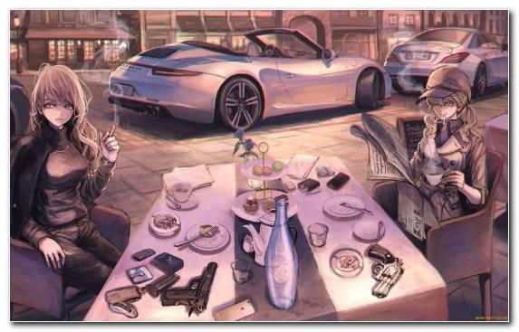 Image personal luxury car car dealership sportscar automotive exterior manga