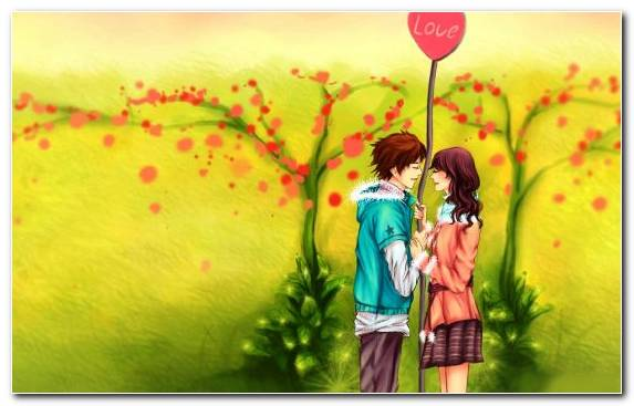 Image Petal Yellow Cartoon Love Flower