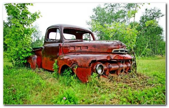Image Pickup Truck Ford Motor Company Automotive Exterior Vintage Car Gmc