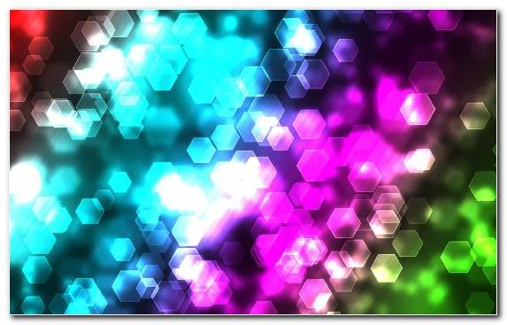 Image Pink Magenta Light Hexagon Petal