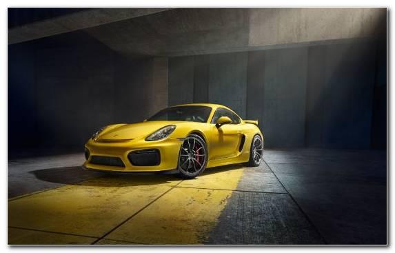 Image porsche 911 sports car porsche boxster cayman yellow porsche