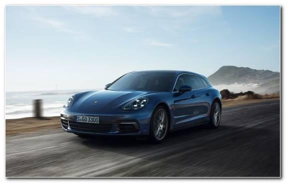 Image Porsche Car Porsche Panamera Family Car Sport