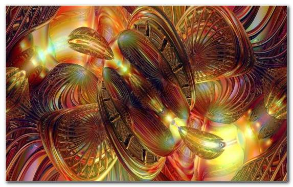 Image Poster Symmetry Fractal Art Abstract Art Abstraction
