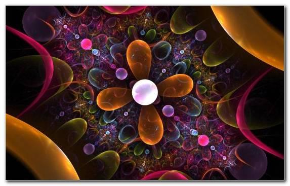 Image Psychedelic Art Symmetry Fractal Art Pattern Fractal