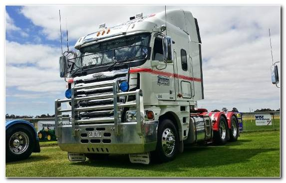 Image Public Utility Wheel Semi Trailer Truck Trailer Truck Car