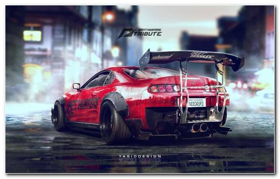 Image Racing Sports Car Racing Car Toyota Race Car