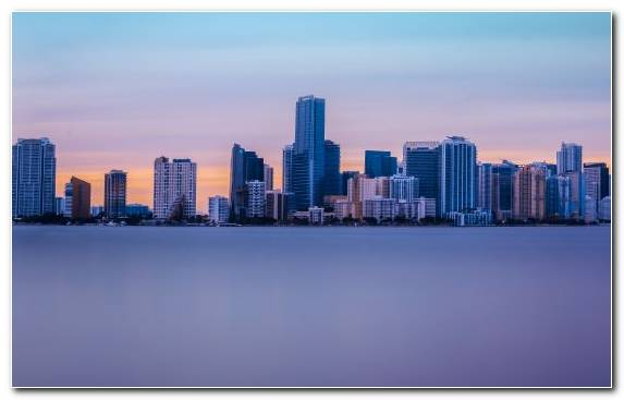 Image Real Estate Skyscraper Reflection City Sky