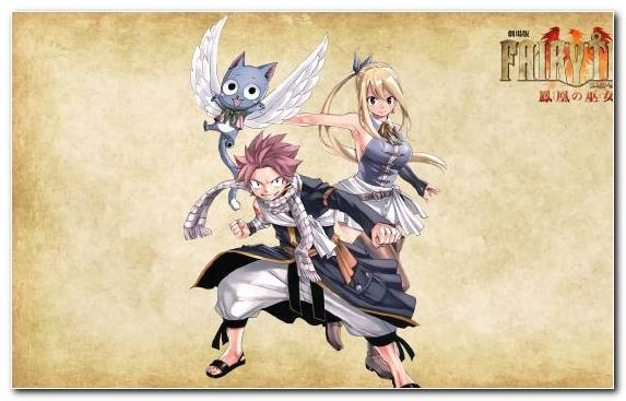 Image Recreation Costume Design Illustration Anime Fairy Tail