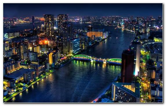 Image reflection capital city horizon city landmark