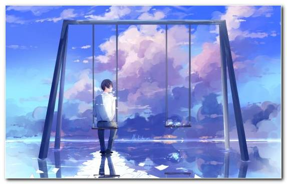 Image Reflection Cloud Boys Creative Arts Art