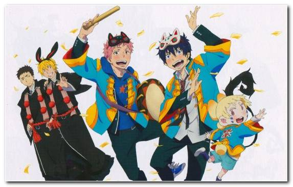 Image Rin Okumura Yukio Okumura Costume Design Graphic Design Illustration