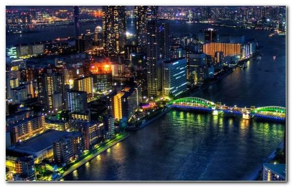 Image River Metropolis Landmark Cityscape Urban Area