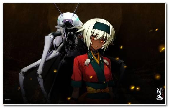 Image robot girl full metal daemon muramasa machine dark