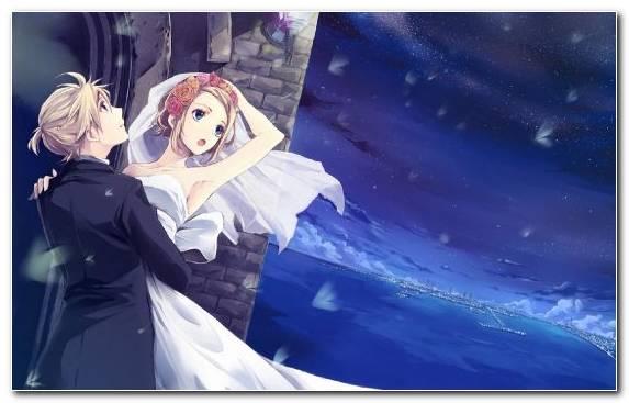 Image Romance Girl Megpoid Hatsune Miku Sky