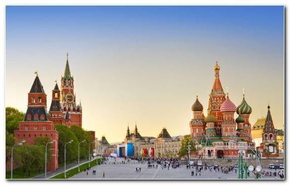 Image Saint Basils Cathedral Cathedral Tourism Saint Petersburg Spiral